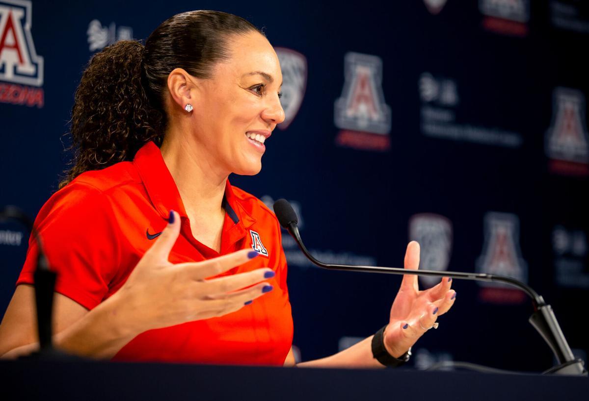 University of Arizona, women's basketball