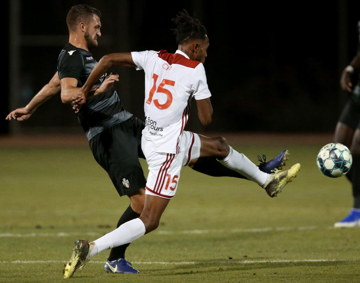 FC Tucson vs Richmond
