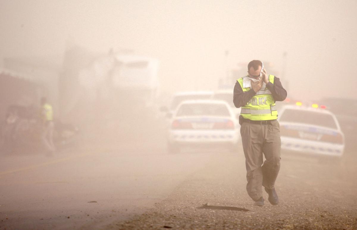 Picacho Peak Dust