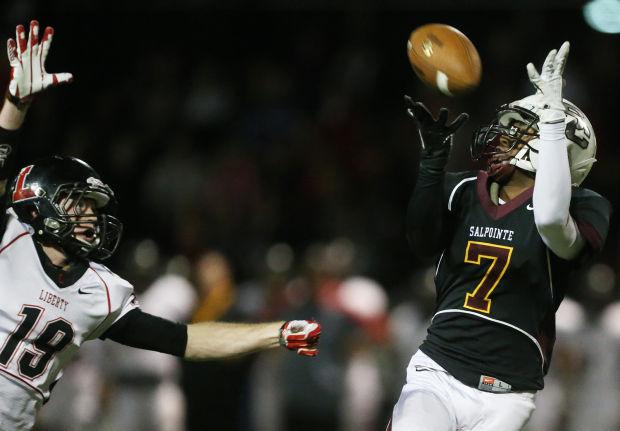 Peoria Liberty vs. Salpointe high school state quarterfinal football