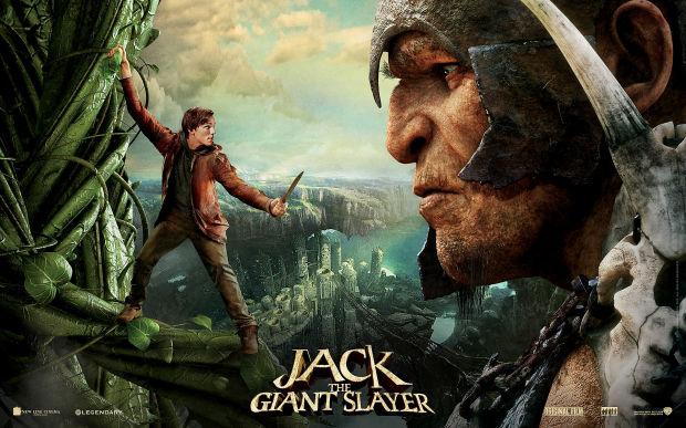 Palomeando: Juan y los Frijoles Mágicos version 3D 'Jack: The Giant Slayer'