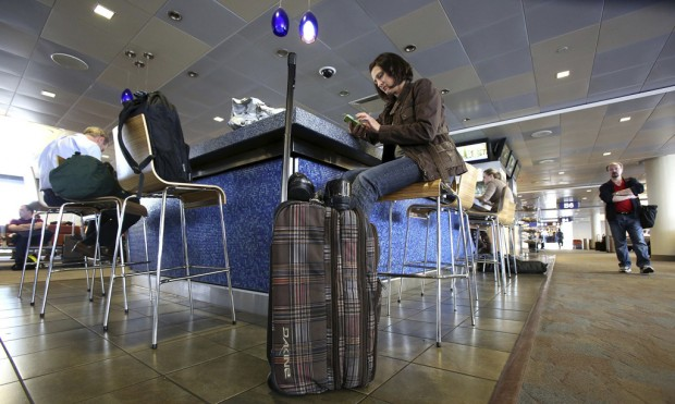 For holiday travelers, airport can be its own enjoyable stop