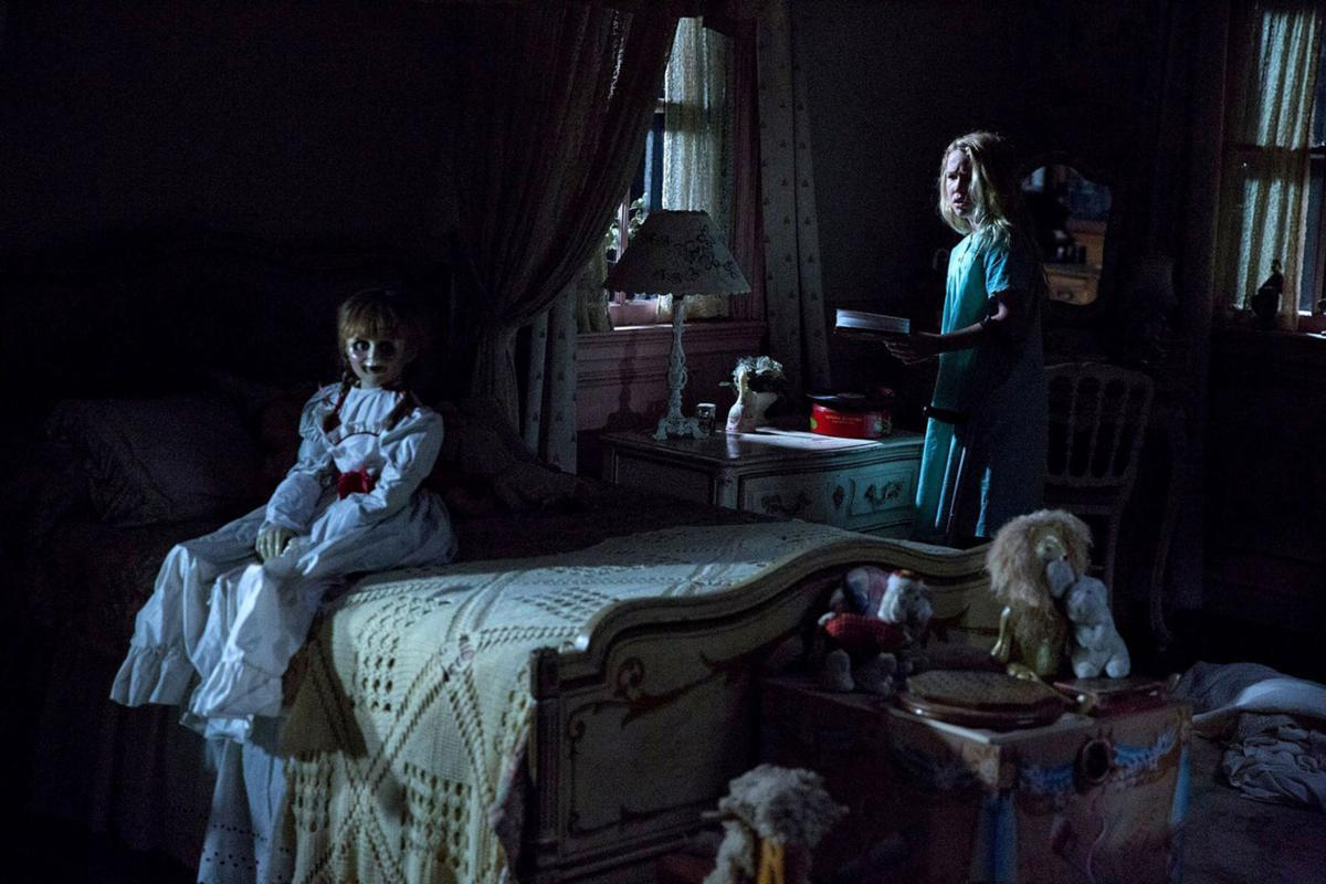 ENTER ANNABELLE-MOVIE-REVIEW MCT