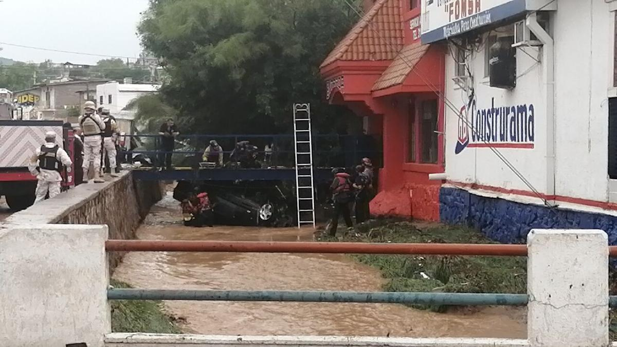 Tormenta en Nogales