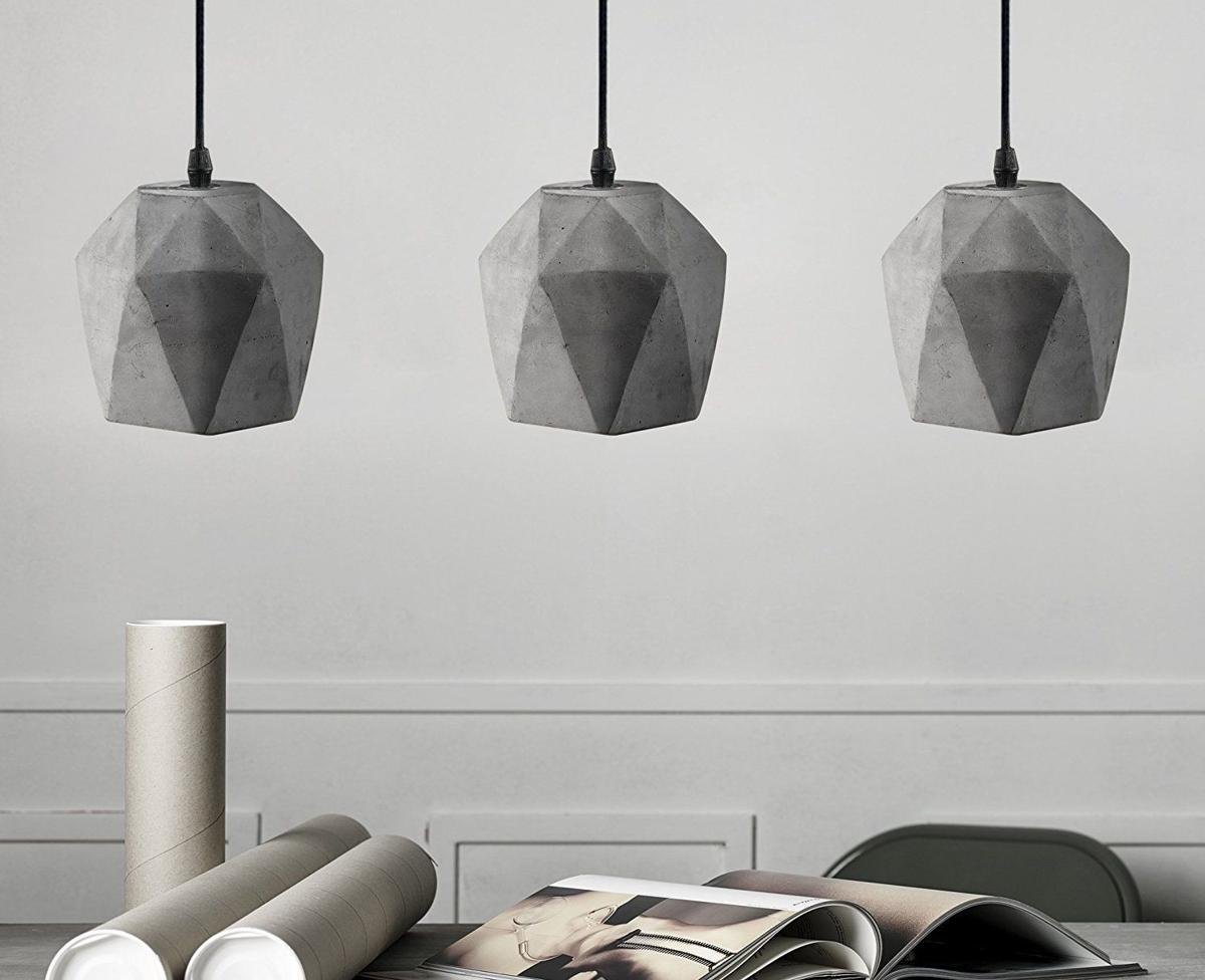 4 décor items that will make you crazy about concrete ...
