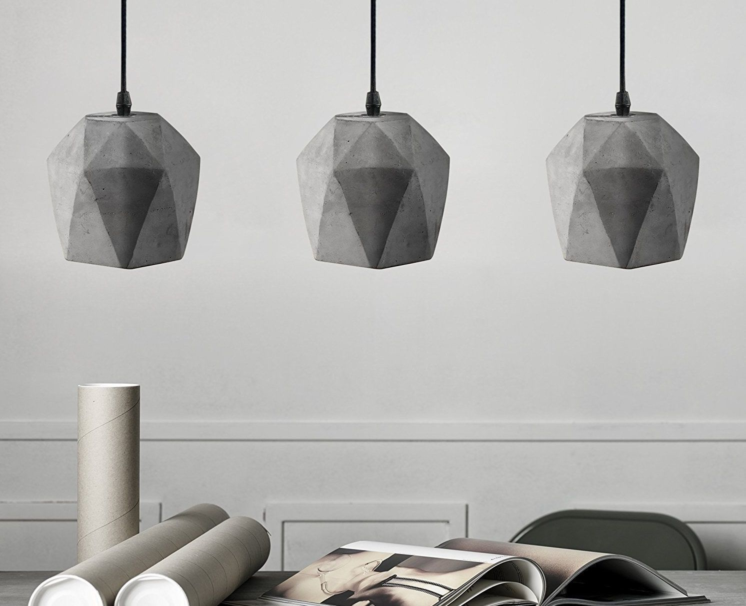 4 Décor Items That Will Make You Crazy About Concrete