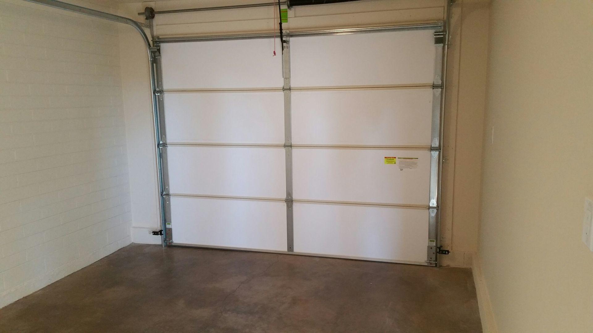 Beautiful Should I Insulate My Garage Door To Cool Off The Bedroom?