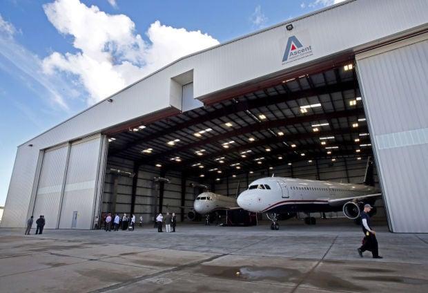 Hangar Grand Opening