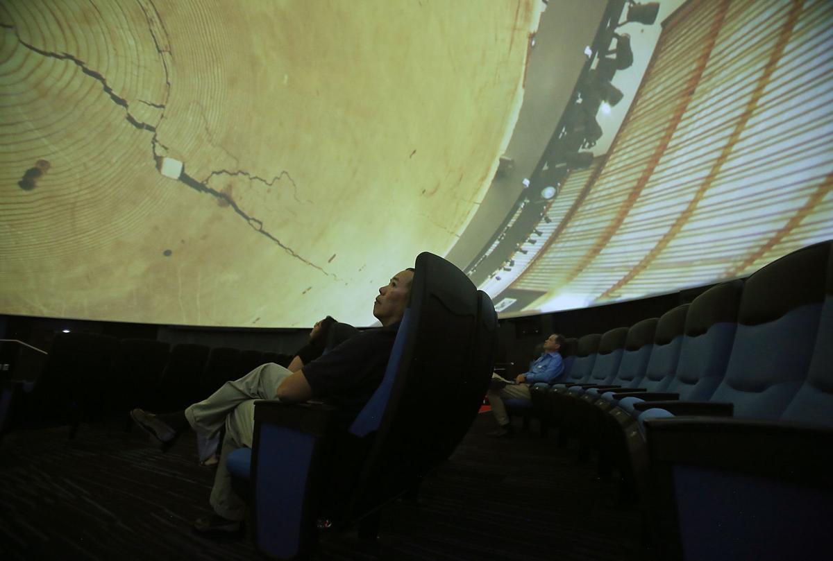 Flandrau Science Center and Planetarium show