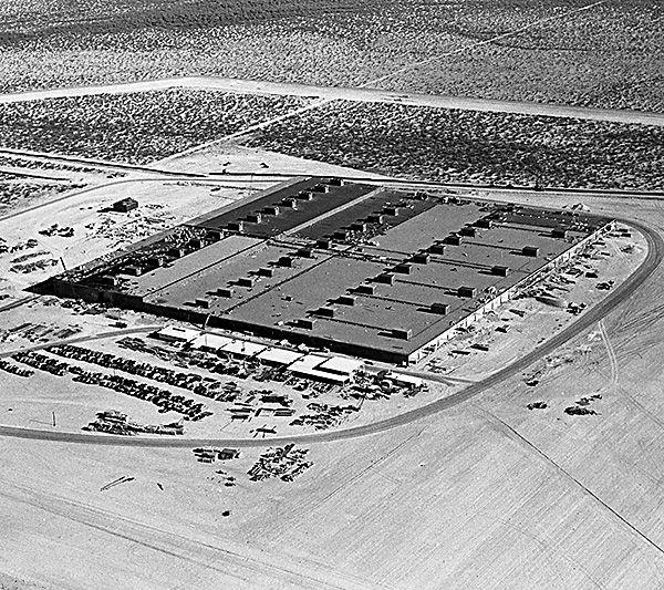 1951 hughes aircraft  es to town tucson