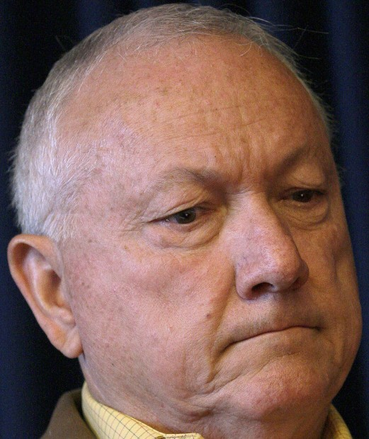 Loss a stunning reversal for state power broker