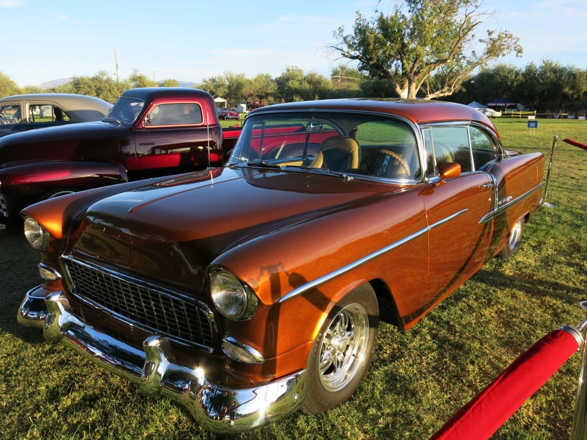 Tucsons Classic Car Show Will Feature More Than Autos - Car show com