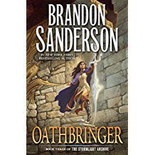 """Oathbringer: Book Three"" by Brandon Sanderson, publicity photo"