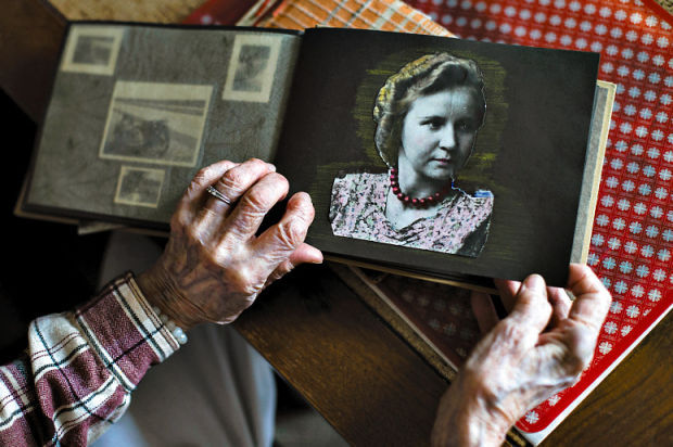 Woman, 95, recalls her role as one of Hitler's food tasters