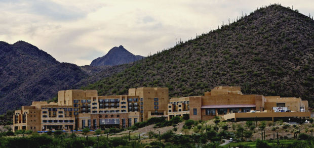 Marriott Starr Pass Resort