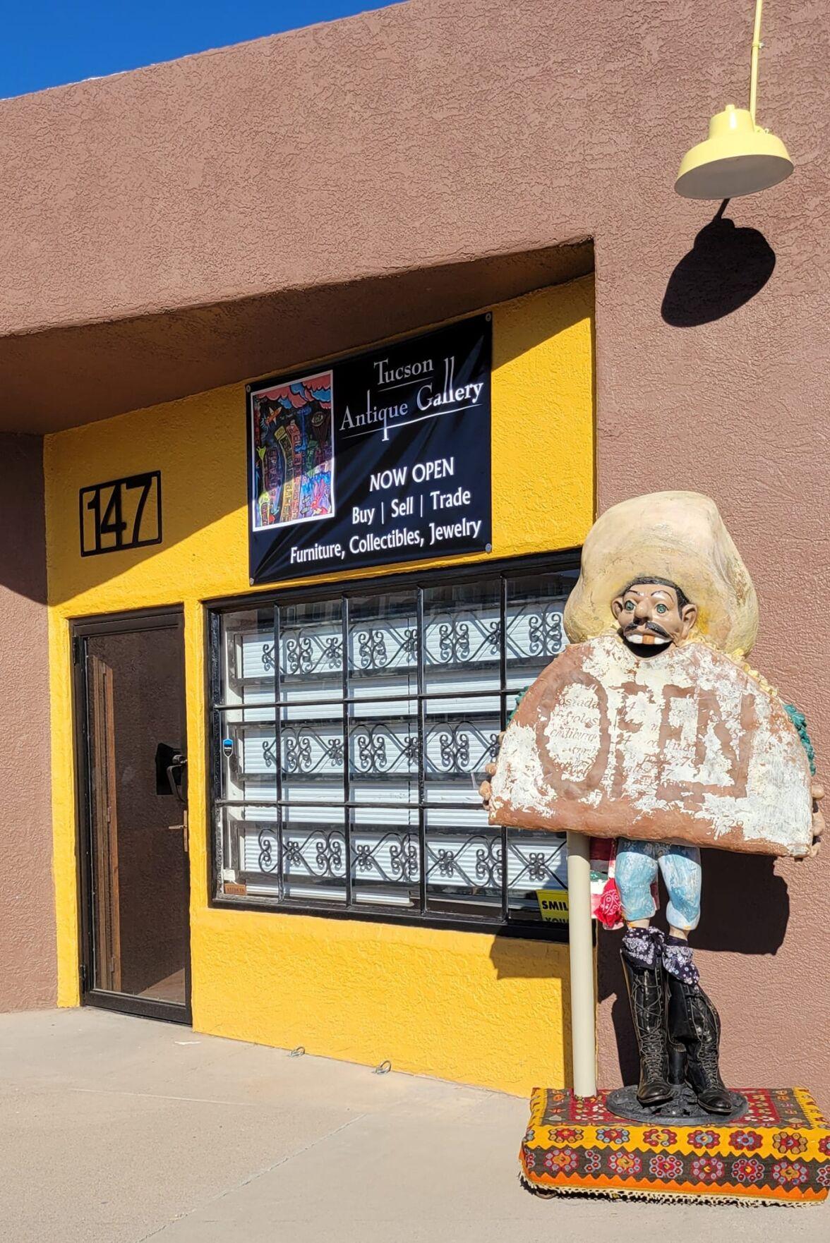 Tucson Antique Gallery