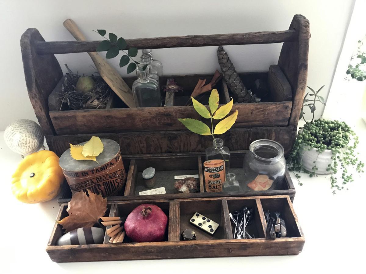 Crafts Cabinet Of Curiosities