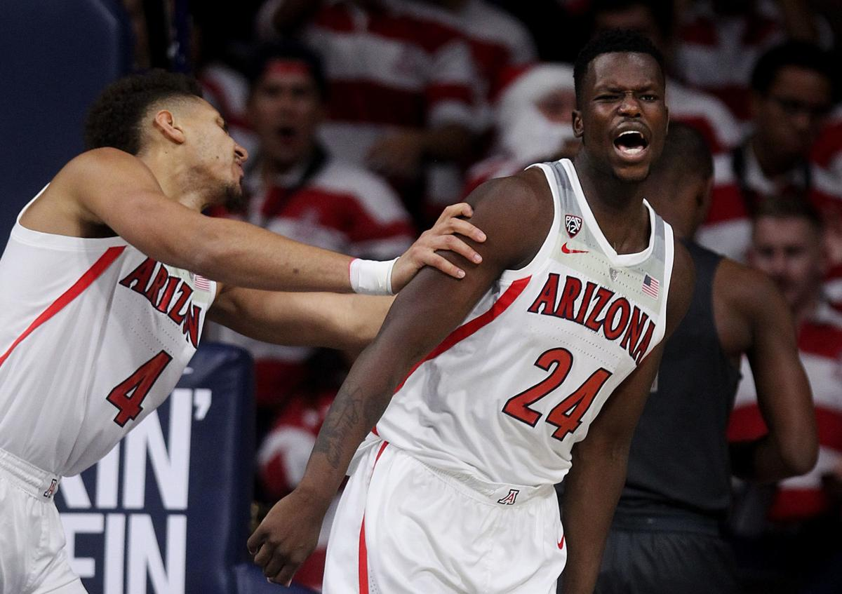 arizona wildcats should be in the mix in wide open pac 12 arizona