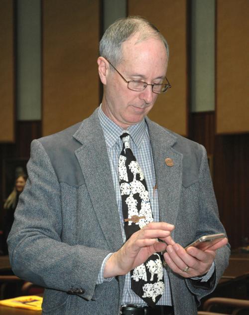 State Rep. Bob Thorpe