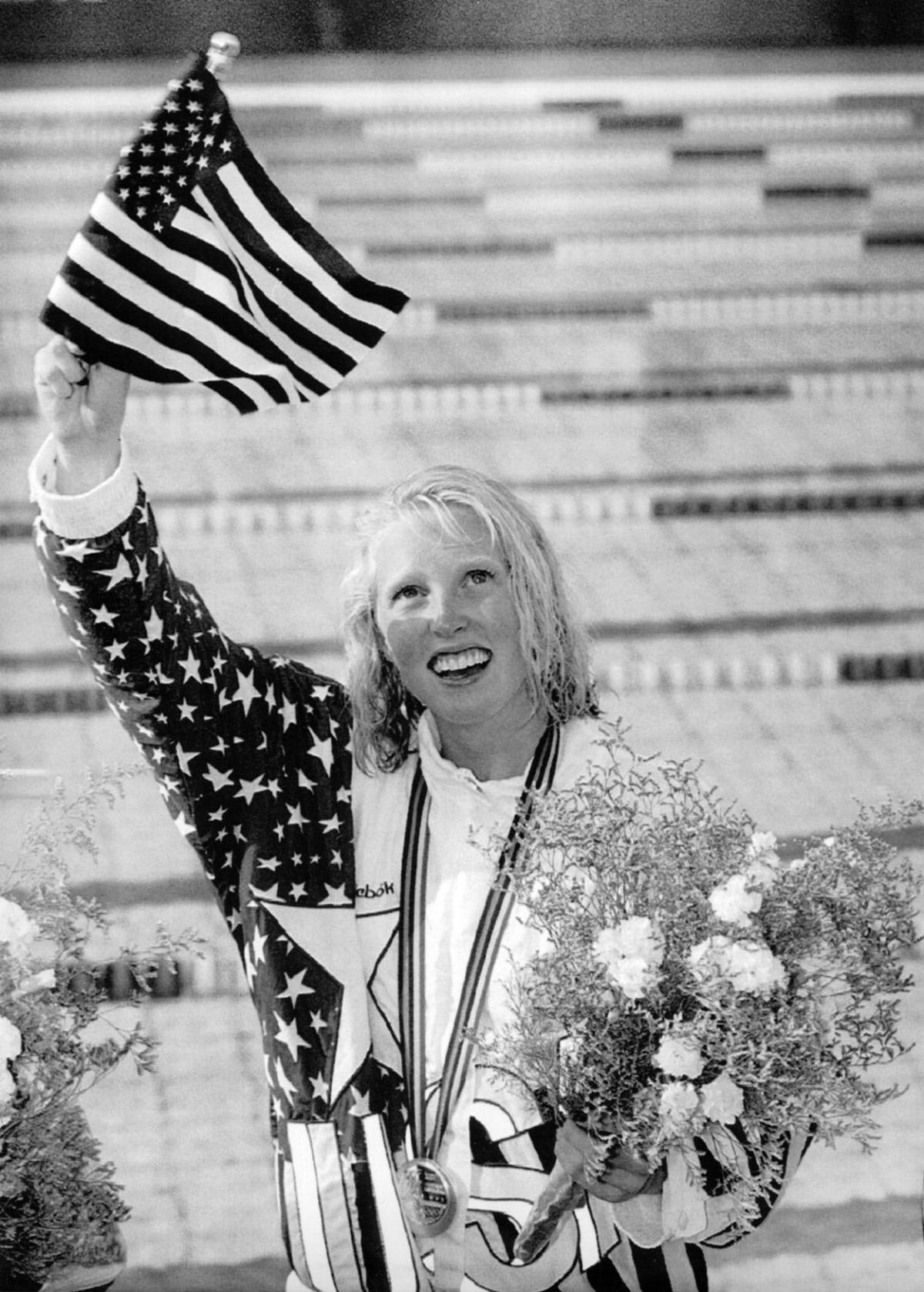 Top 10 women's swimmers in Tucson history