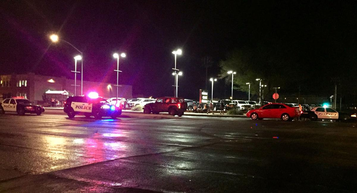 Tucson police: Woman struck and killed crossing Speedway