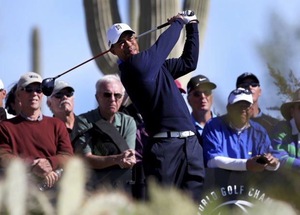 WGC-Accenture Match Play Championship: Tiger's objective never changes - he wants to win in Tucson