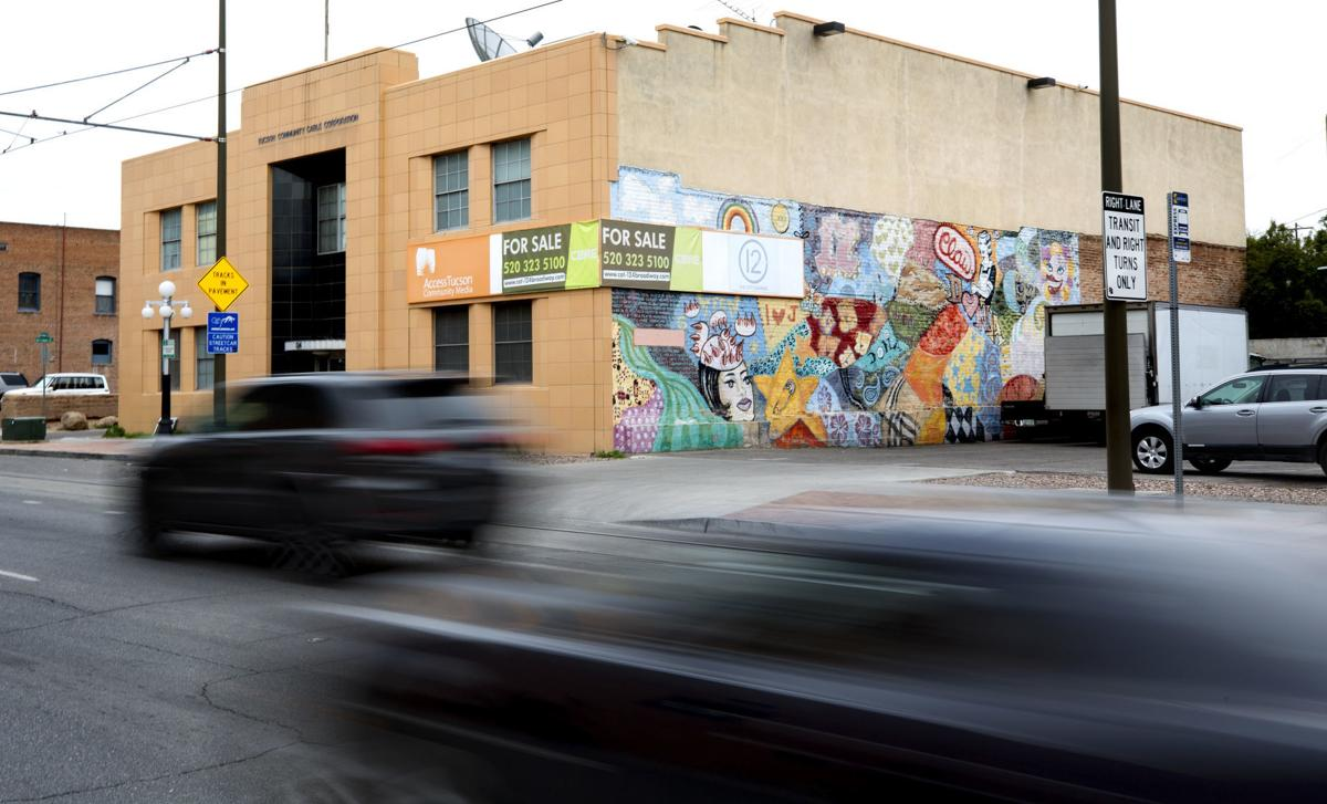 VFW building, downtown Tucson