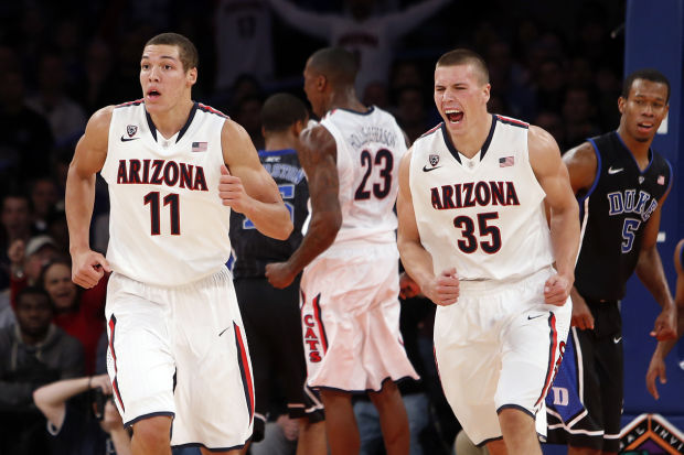 Arizona 72, Duke 66