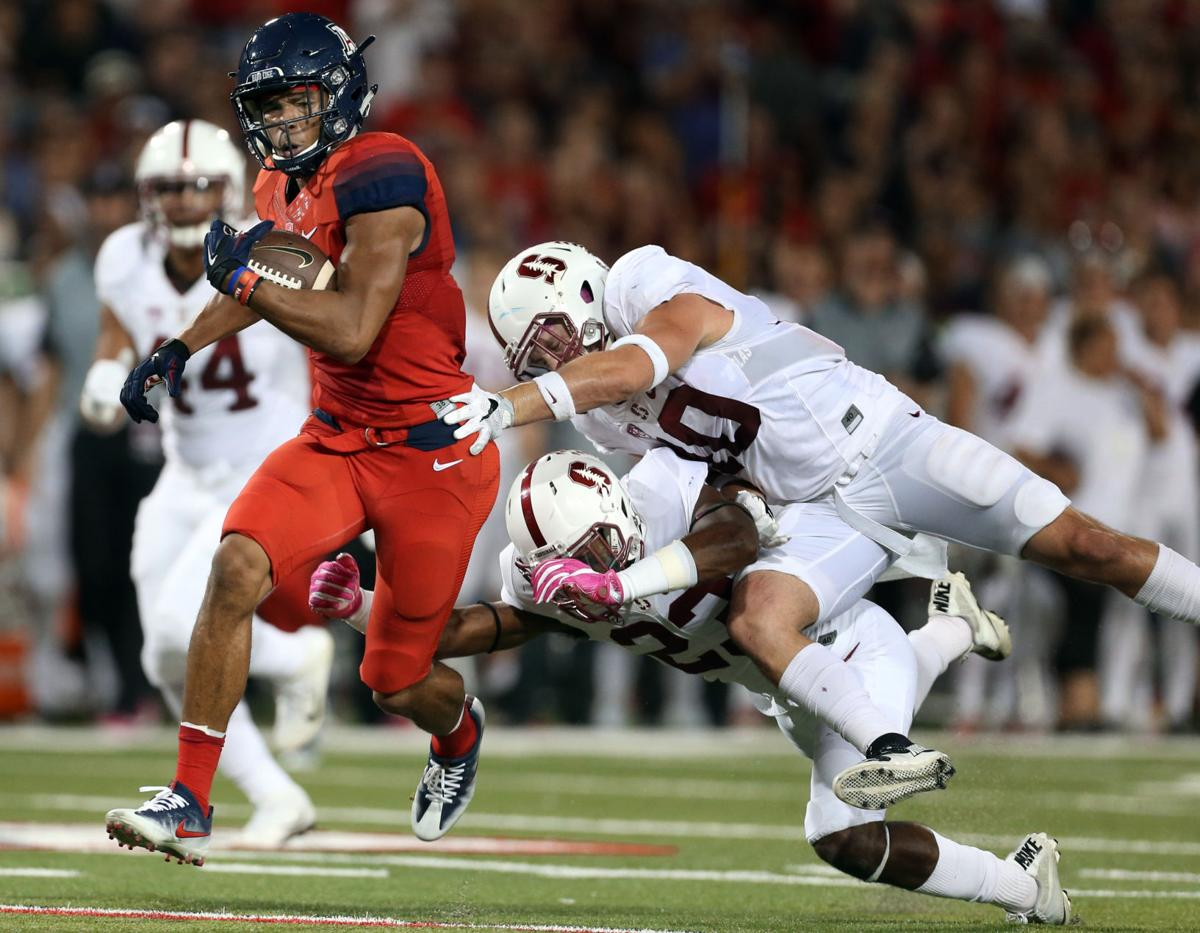 Stanford vs. Arizona