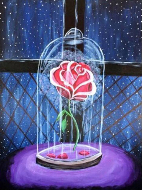 The Enchanted Rose