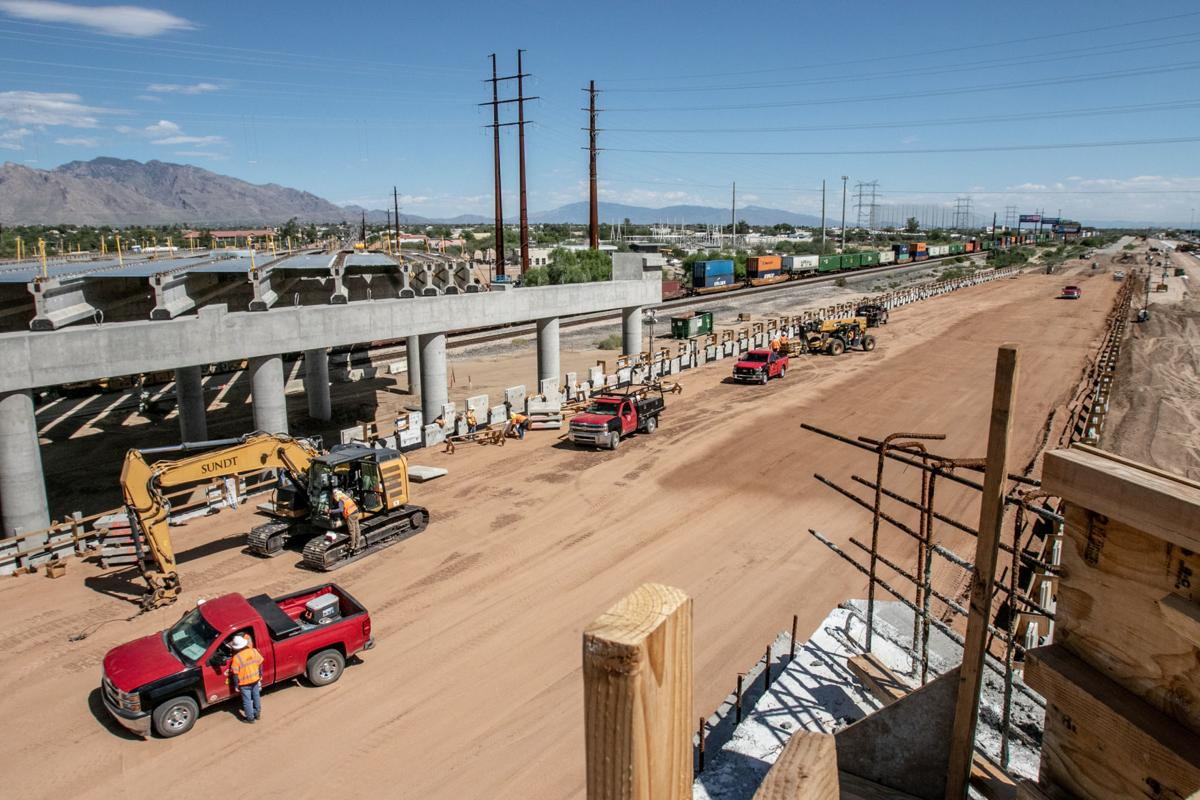 Interstate 10 and Ina Road improvement project