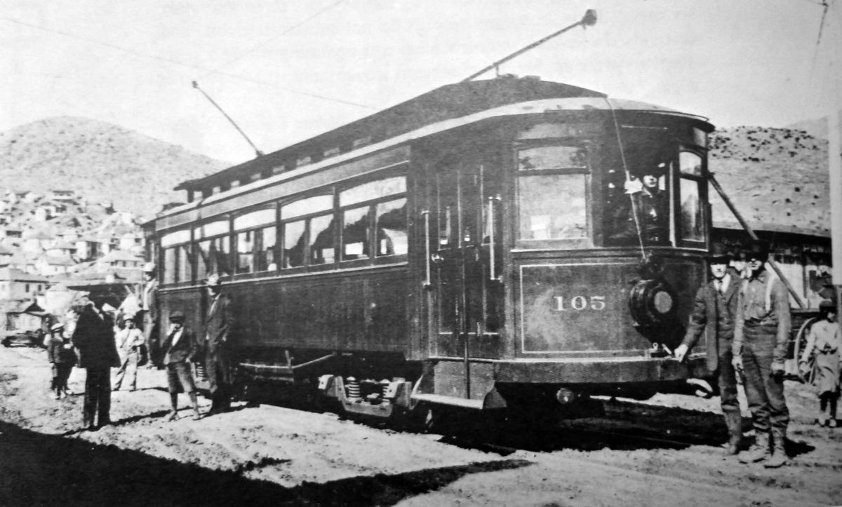 Warren-Bisbee Railway