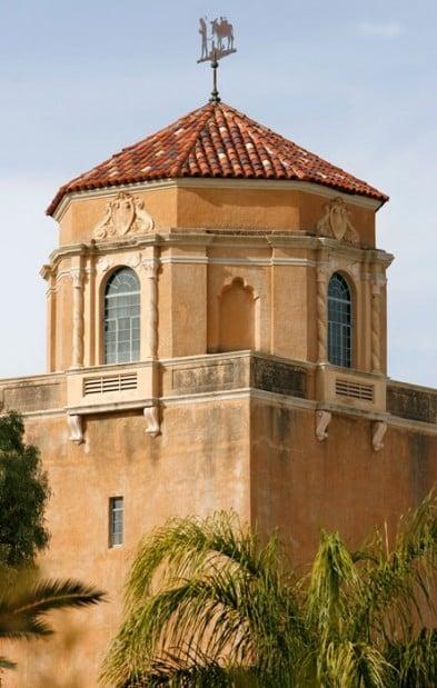Tucson Oddity: Water tower