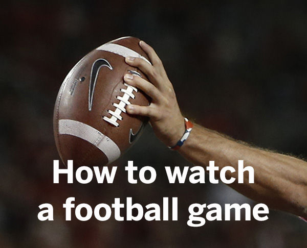Star University: How to watch a football game