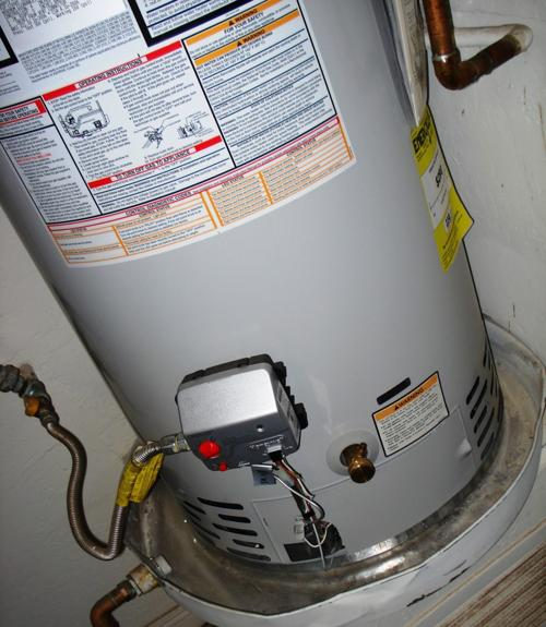 It's time to turn down the temp on your water heater