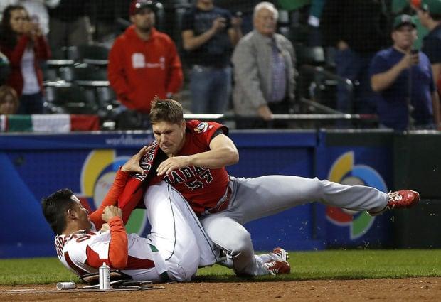 World Baseball Classic: Odd rule leads to brawl between Mexico, Canada