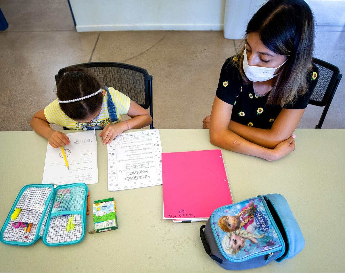 Afterschool program: Las Abuelitas
