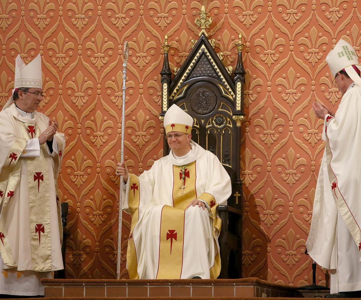 Bishop Edward J. Weisenburger
