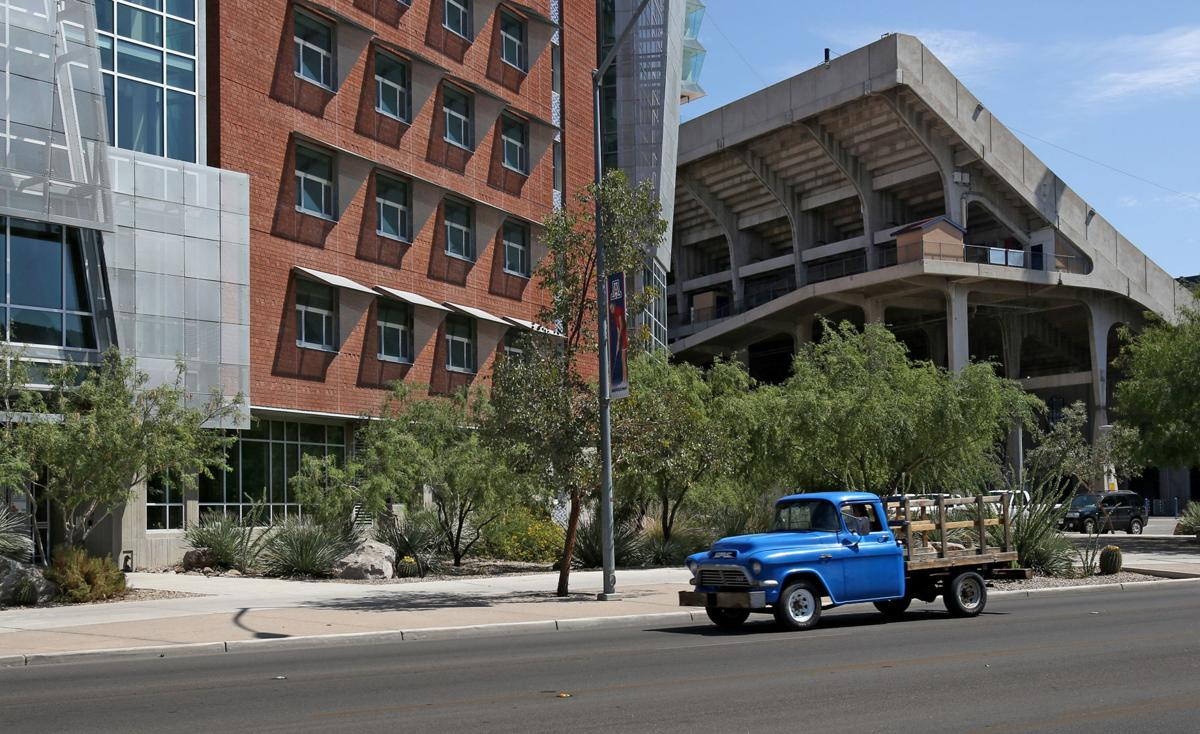 University Of Arizona Motor Pool