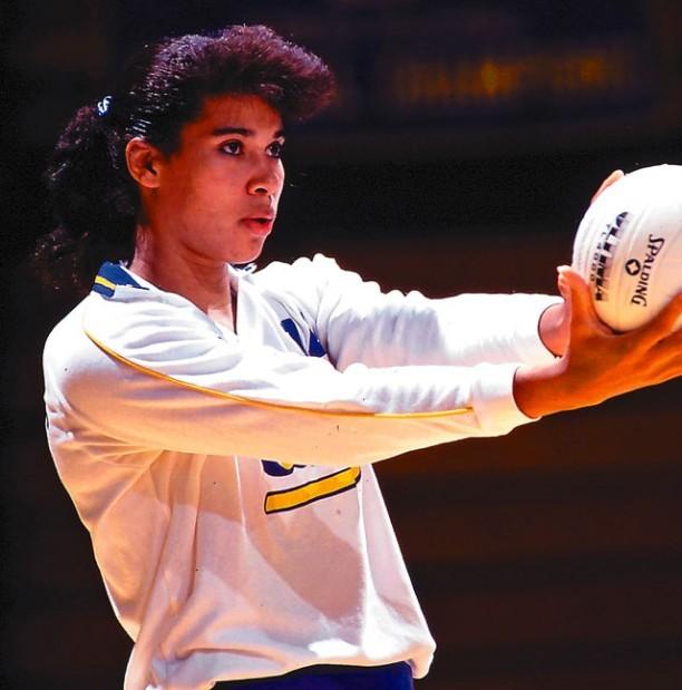 UCLA's Natalie Williams