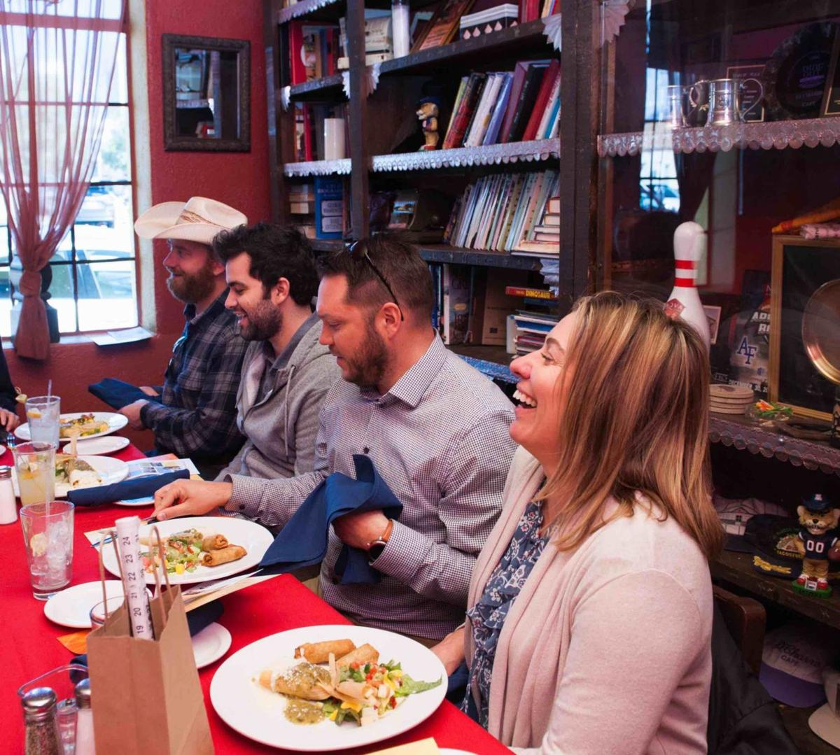 The Presidio District Experience: A Food Heritage and History Tour