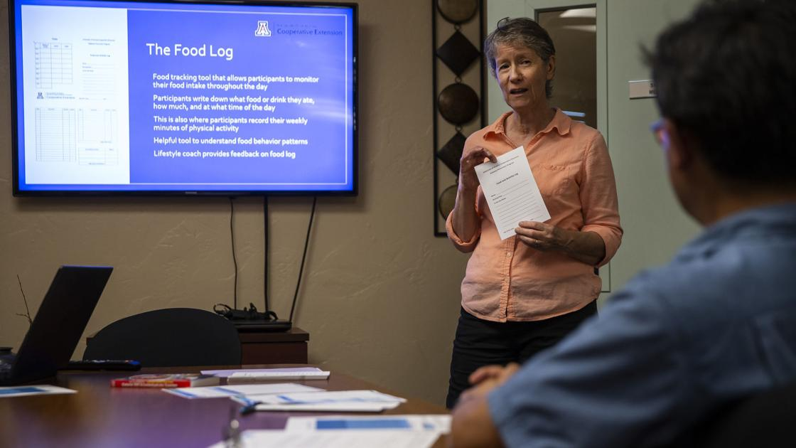 UA's Diabetes Prevention Program aims to help people make healthier choices