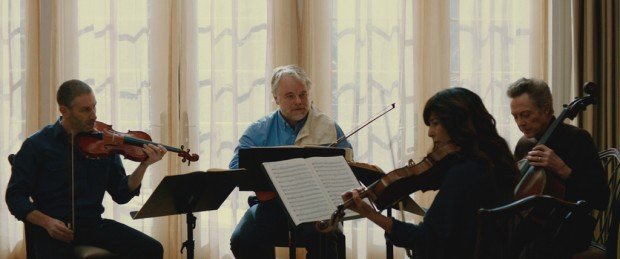 'A Late Quartet': Lovely music but dissonant relationships