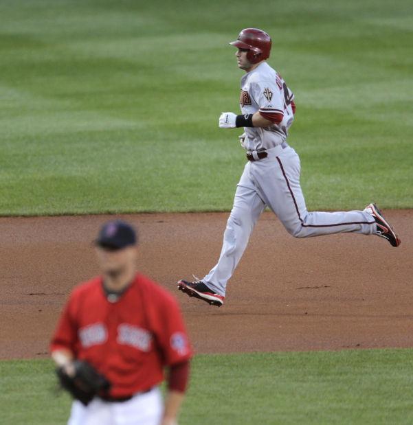 D-backs 7, Red Sox 6: On return to Fenway, Ross belts the winner