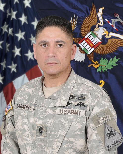 Command Sgt. Maj. Martin R. Barreras