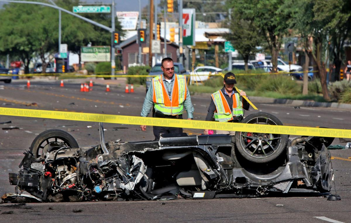 How To Find Out About Recent Car Accidents >> Adot Report Fewer Crashes But More Fatalities On Tucson