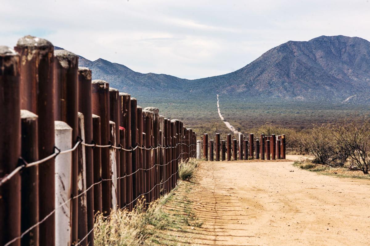 Tohono O'odham Border tour