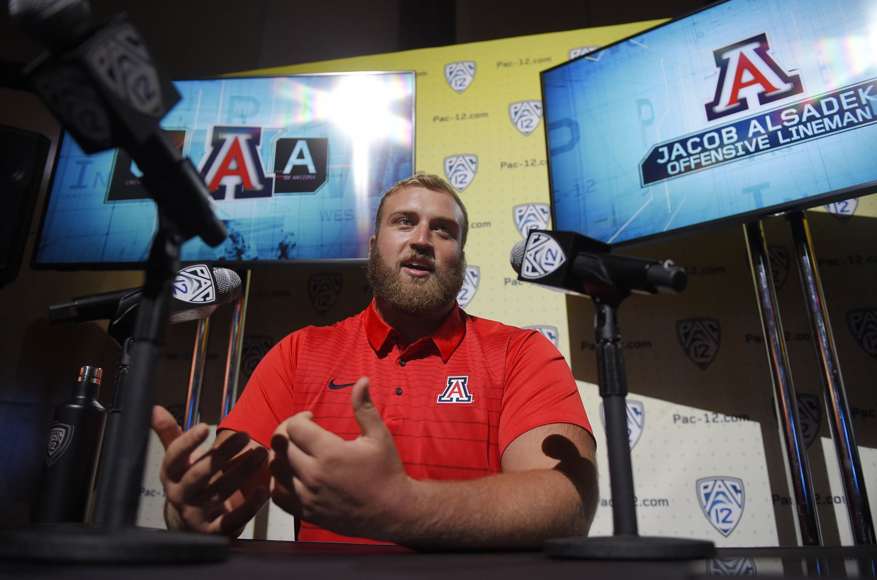 Arizona football gathers fewest votes in Pac-12 media poll