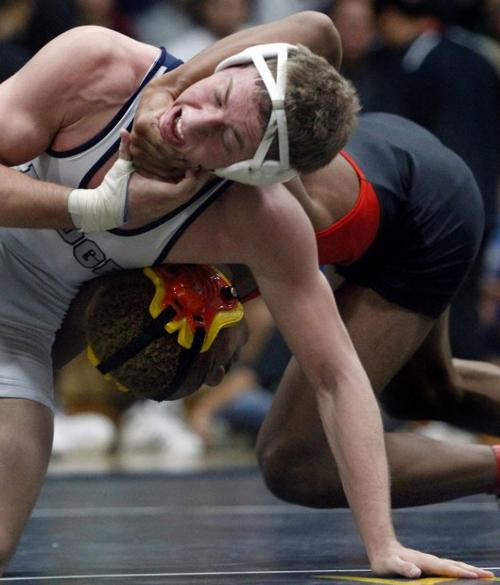 High School Wrestling: I-Ridge makes case for being state's best