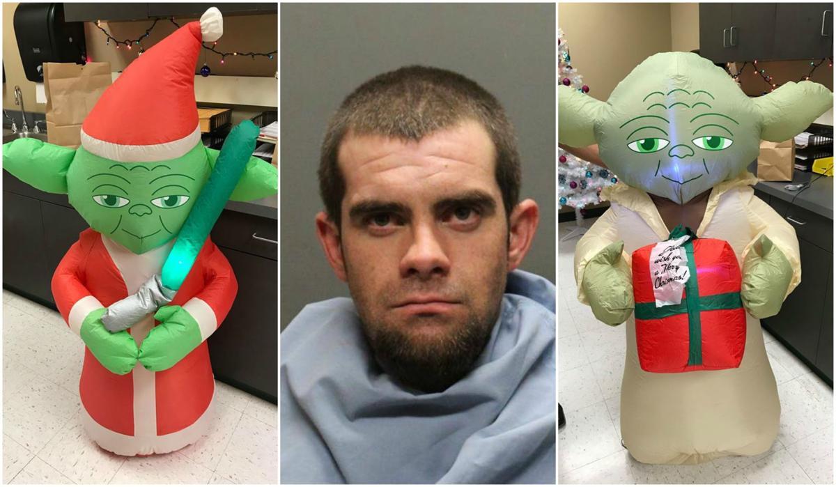 Yoda theft